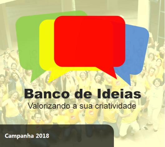 """projeto """"Banco de Ideias"""""""